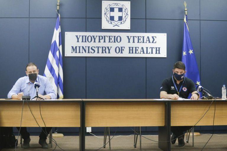 Κοροναϊός : Live η ενημέρωση από Χαρδαλιά και Μαγιορκίνη | tanea.gr