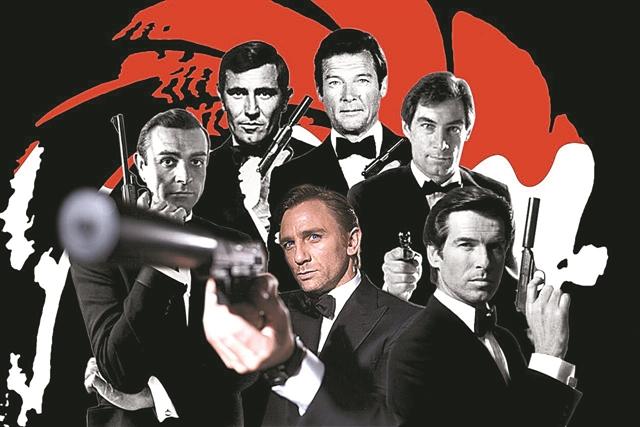 Μήνας Τζέιμς Μποντ ο Νοέμβριος με τις 24 ταινίες του πράκτορα 007 | tanea.gr