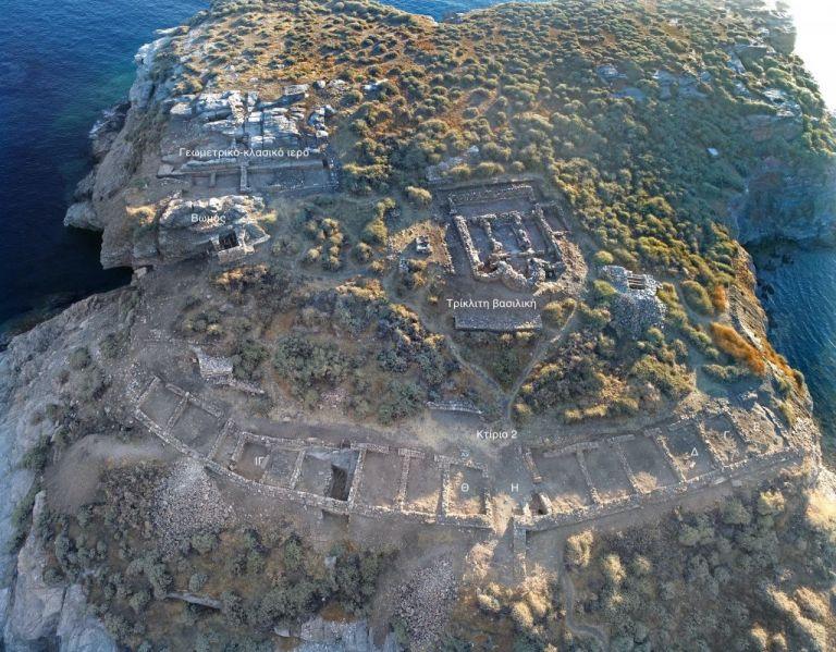 Σημαντικά ευρήματα στην ανασκαφή στο Βρυοκαστράκι της Κύθνου | tanea.gr