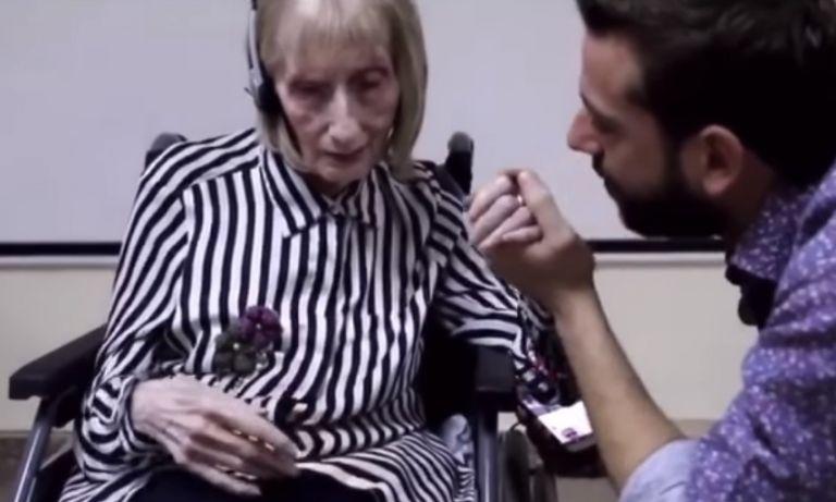 Μπαλαρίνα με Αλτσχάιμερ ακούει μουσική και θυμάται τη χορογραφία | tanea.gr