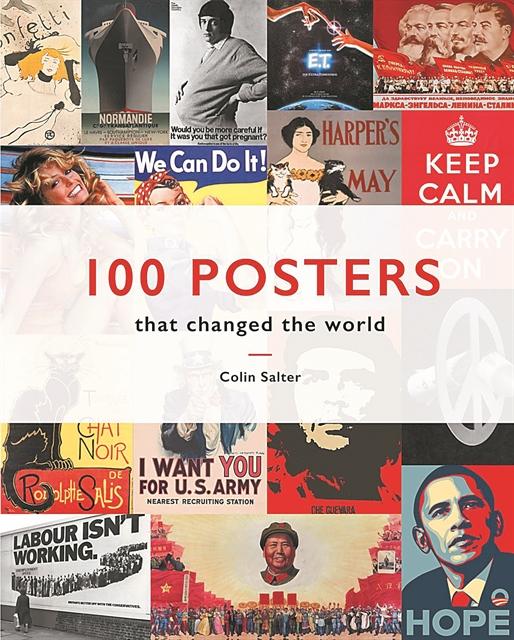 Τα πόστερ που άλλαξαν τον κόσμο – Μια μοναδική έκδοση με 100 αφίσες   tanea.gr
