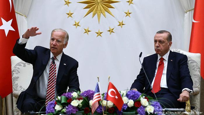 Deutsche Welle: Κυρώσεις στην Τουρκία από τον μελλοντικό πρόεδρο Μπάιντεν; | tanea.gr