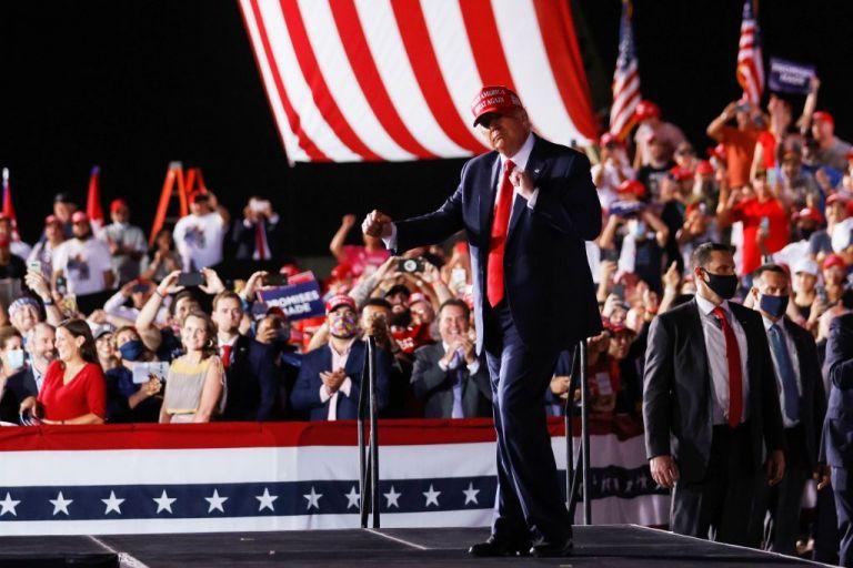 Αμερικανικές εκλογές : «Μια δεύτερη θητεία Τραμπ ίσως καταστρέψει τη δημοκρατία στις ΗΠΑ»   tanea.gr