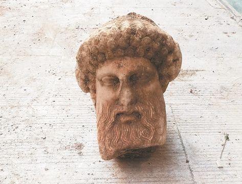 Πώς βρέθηκε ο Ερμής του 4ου αι. π.Χ. στην Αιόλου | tanea.gr
