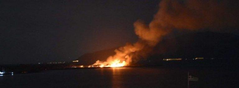 Φωτιά στη Ναύπακτο | tanea.gr