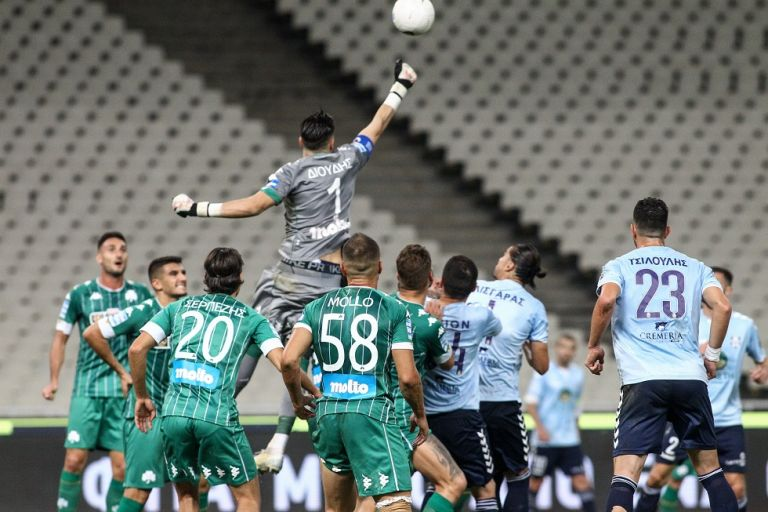 Superleague : Ανέβηκε στην 7η θέση ο Παναθηναϊκός | tanea.gr