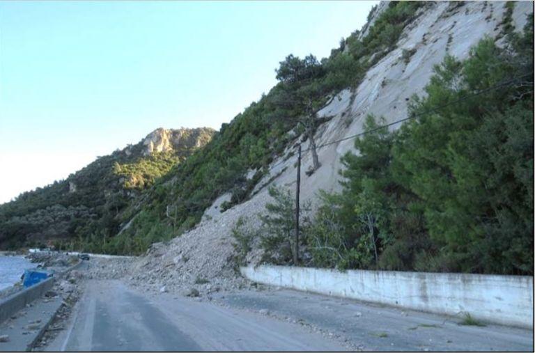 Σεισμός στη Σάμο : Κατά 18-25 εκατοστά ανυψώθηκε το νησί [Εικόνες]   tanea.gr