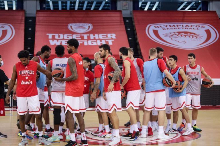 Νέο κρούσμα κοροναϊού στην ομάδα μπάσκετ του Ολυμπιακού | tanea.gr