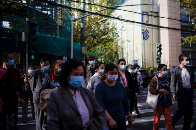 Κίνα : 1 εγχώριο κρούσμα, 7 εισαγόμενα και 5 ασυμπτωματικοί φορείς | tanea.gr
