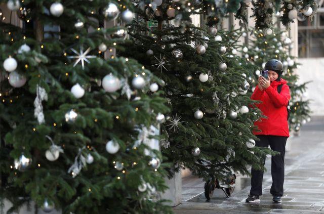 Κοροναϊός – Βρετανία : Μείωση 30% στα κρούσματα μετά το lockdown του Νοεμβρίου | tanea.gr