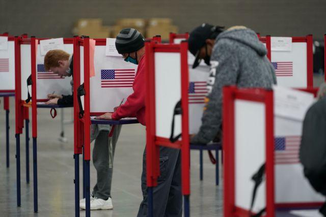 Εκλογές ΗΠΑ : Οι τελευταίες προβλέψεις για τους δύο υποψηφίους ανά πολιτεία   tanea.gr