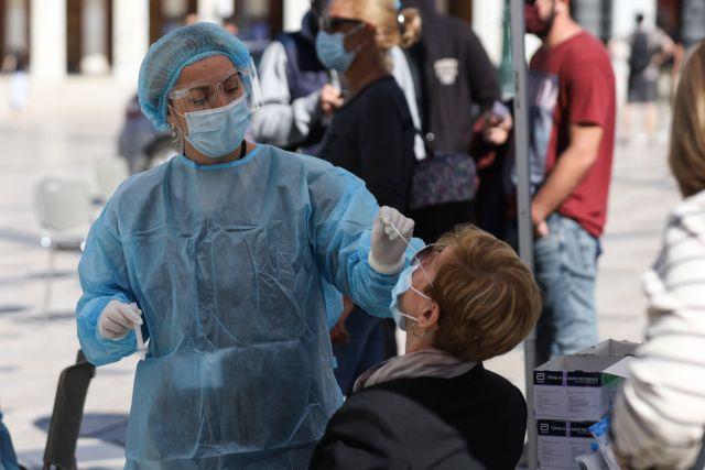 Σαρηγιάννης : Στα 100.000 τα ενεργά κρούσματα – Χρειάζονται επιπλέον μέτρα | tanea.gr