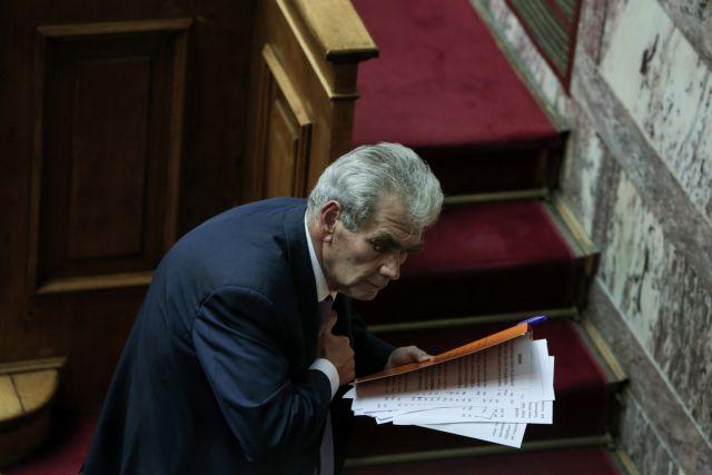 Υπόθεση Novartis: Ο Παπαγγελόπουλος ζητά να ακυρωθεί η διαδικασία στην Προανακριτική Επιτροπή | tanea.gr