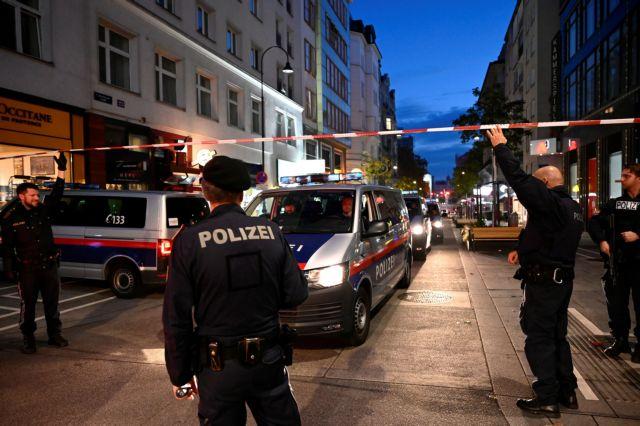 Τρομοκρατική επίθεση στη Βιέννη : Πληροφορίες ότι το Ισλαμικό Κράτος ανέλαβε την ευθύνη | tanea.gr