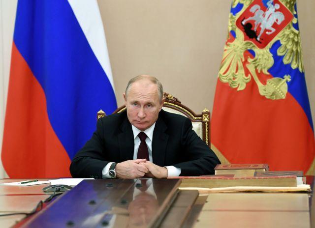 Κρεμλίνο : Διαψεύδει δημοσίευμα πως ο Πούτιν έχει Πάρκινσον   tanea.gr