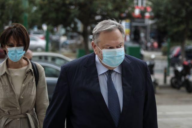 Υπόθεση Novartis : Στην ανακρίτρια του Ειδικού Δικαστηρίου κατέθεσε ο Βενιζέλος | tanea.gr