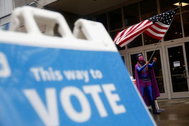 Εκλογές ΗΠΑ : «Σταματήστε την καταμέτρηση» λέει ο Τραμπ | tanea.gr