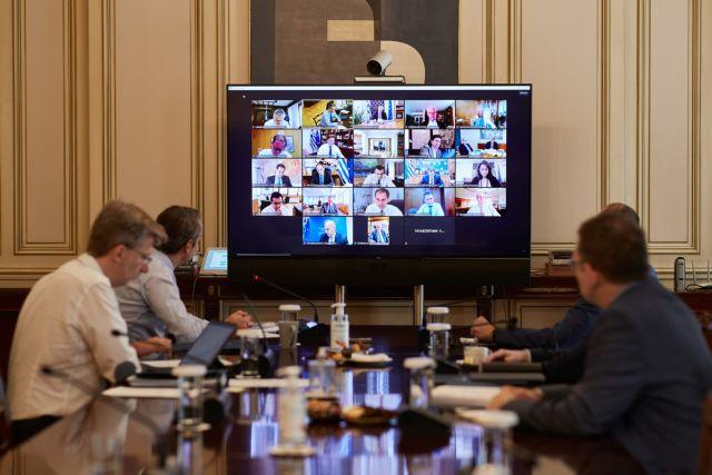 Σε εξέλιξη η συνεδρίαση του Υπουργικού Συμβουλίου | tanea.gr