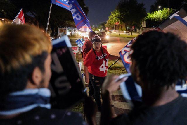 Εκλογές ΗΠΑ : Αμφίρροπη αναμέτρηση – Φόβοι για κοινωνικές αναταραχές | tanea.gr