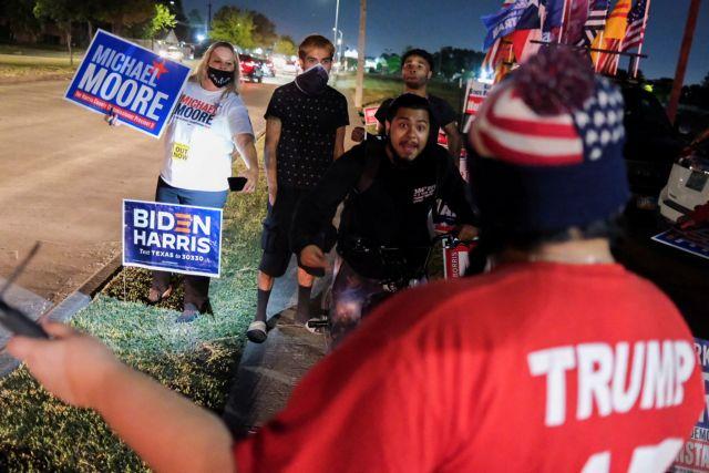 Εκλογές ΗΠΑ : Εκκλήσεις προς τους Αμερικανούς να δείξουν υπομονή μέχρι να καταμετρηθούν οι ψήφοι   tanea.gr