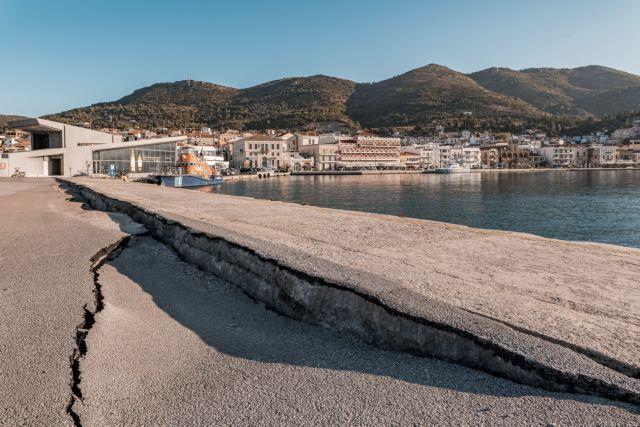 Σάμος: Πώς εξελίσσεται η μετασεισμική ακολουθία στο νησί | tanea.gr