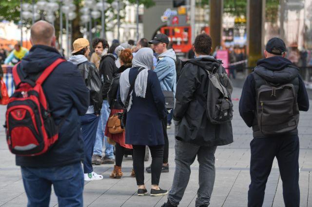 Κοροναϊός – Γερμανία : Στα 14.419 τα κρούσματα τις τελευταίες 24 ώρες | tanea.gr
