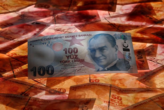 Τουρκική λίρα : Οπισθοχωρεί το νόμισμα – Διακυμάνσεις στην αγορά | tanea.gr