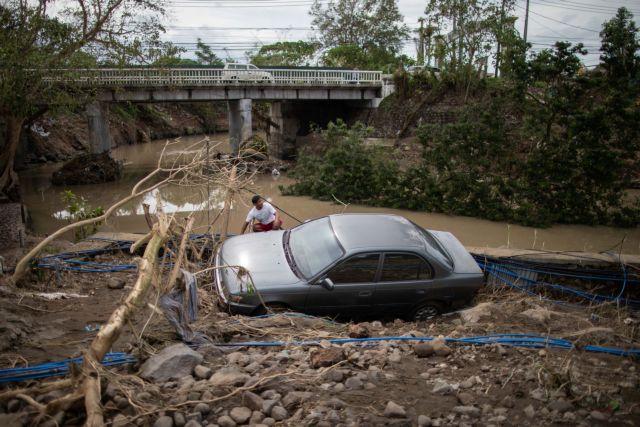 Φιλιππίνες : Τουλάχιστον 16 νεκροί από τον τυφώνα Γκόνι | tanea.gr
