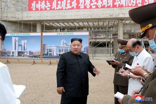 Η κόλαση των ασθενών με Covid-19 στη Βόρεια Κορέα – Σε στρατόπεδα καραντίνας, πεθαίνουν από ασιτία | tanea.gr