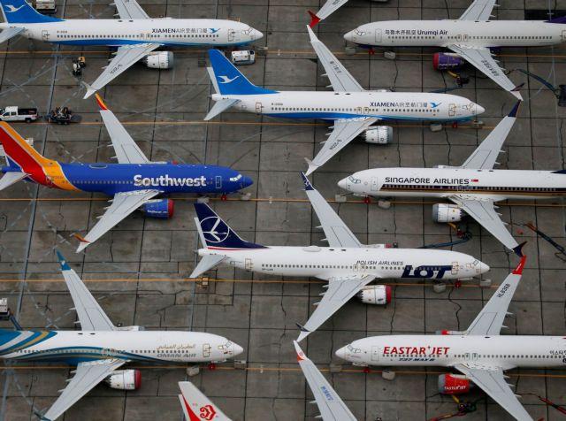 Κοροναϊός: Αεροπορικές εταιρείες αντιμέτωπες με λουκέτο   tanea.gr