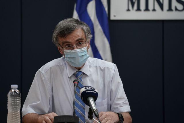 Τσιόδρας : Η επιθετική έξαρση του ιού οδήγησε σε lockdown   tanea.gr