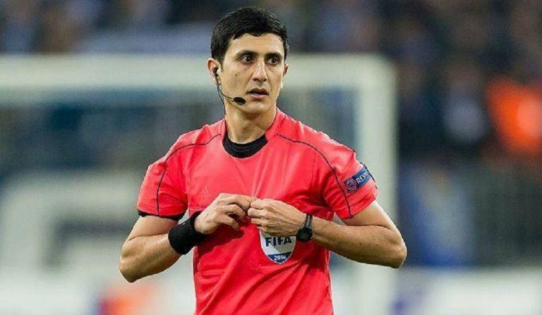 Ο αζέρος Αγκάγεφ διαιτητής στο ΑΕΚ – Ζόρια | tanea.gr