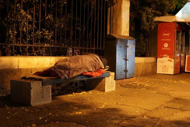 Θεσσαλονίκη : Υπήρξε άστεγος… παραβάτης των μέτρων για τη μετακίνηση; | tanea.gr