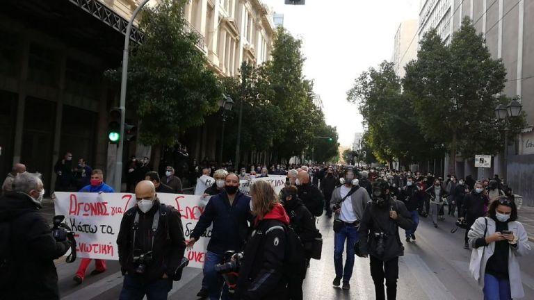 Πανελλαδική απεργία για την κατάσταση στην Υγεία: Συγκέντρωση διαμαρτυρίας στο Υπ. Εργασίας | tanea.gr