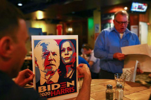 Προεδρικές εκλογές ΗΠΑ: «Πήρε» τη Χαβάη και βάζει πλώρη για Ουισκόσκιν ο Μπάιντεν | tanea.gr