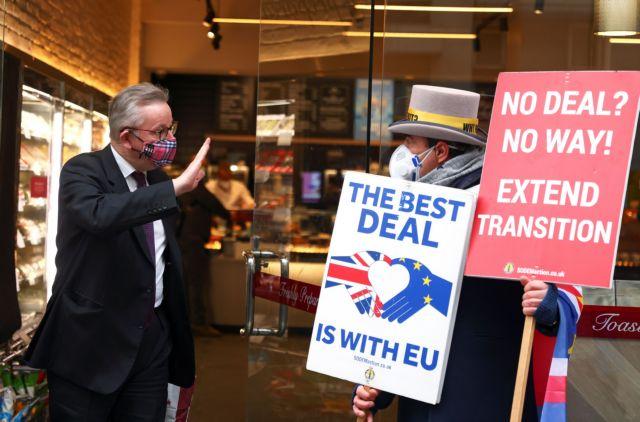 Brexit : Κρίσιμη εβδομάδα – Εξαντλείται ο χρόνος για την επίτευξη εμπορικής συμφωνίας | tanea.gr