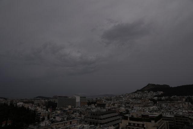 Κακοκαιρία : Ερχονται βροχές στο μεγαλύτερο μέρος της χώρας | tanea.gr