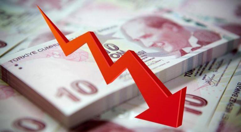 Τουρκία : Νέα βουτιά για τη λίρα – Σε χαμηλό επίπεδο – ρεκόρ έναντι του δολαρίου | tanea.gr