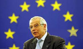 Μπορέλ : Πρέπει να πολεμήσουμε μαζί την τρομοκρατία | tanea.gr