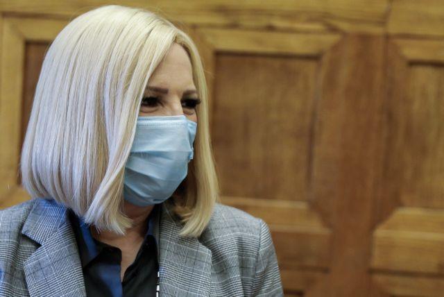 Γεννηματά : Η κυβέρνηση στοχοποιεί και αφήνει στην τύχη της την εστίαση | tanea.gr