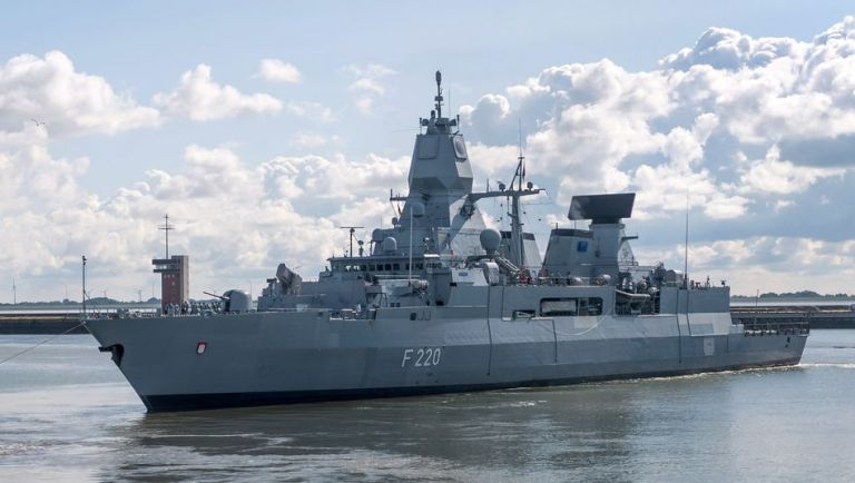 Η Άγκυρα μπλόκαρε έλεγχο ύποπτου τουρκικού πλοίου από γερμανική φρεγάτα | tanea.gr