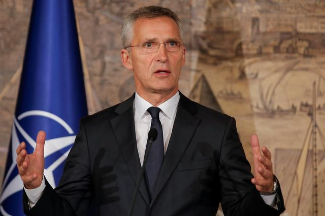 Στόλτενμπεργκ : Ο μηχανισμός αποτροπής του NATO μπορεί να μειώσει τον κίνδυνο ατυχήματος μεταξύ Ελλάδας και Τουρκίας   tanea.gr