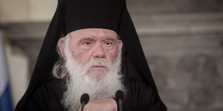 Θυμός στην Εκκλησία για τις φήμες για τον Ιερώνυμο | tanea.gr