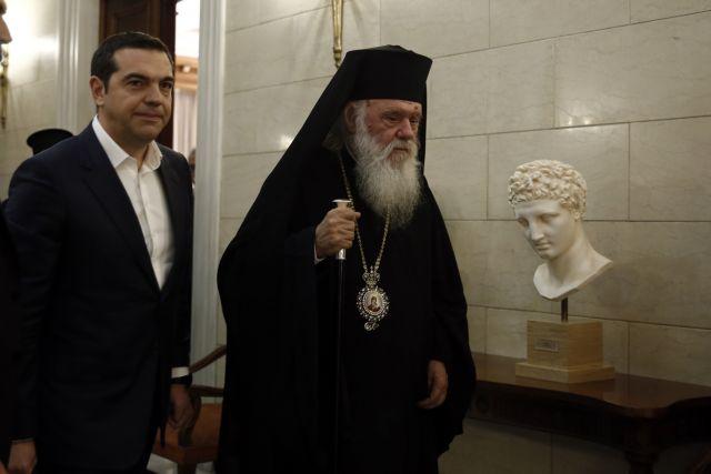 Κοροναϊός – Ιερώνυμος : Τηλεφώνημα Τσίπρα στον Αρχιεπίσκοπο για τα περαστικά   tanea.gr
