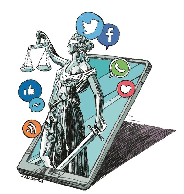 Τα social media στην υπηρεσία της Δικαιοσύνης   tanea.gr
