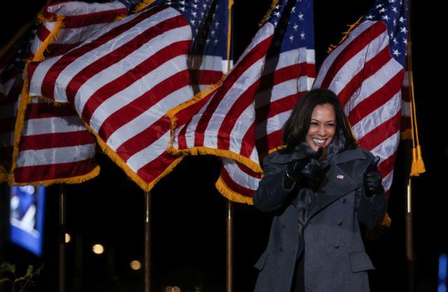Καμάλα Χάρις : Η πρώτη Αφροαμερικανίδα αντιπρόεδρος των ΗΠΑ | tanea.gr