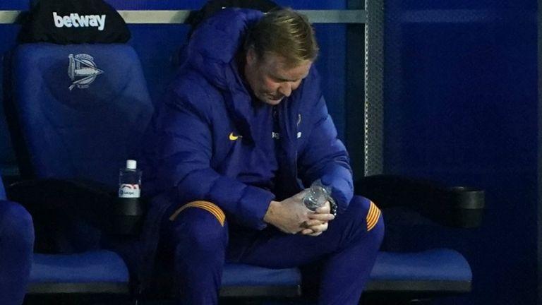 Μπαρτσελόνα : Το χειρότερο ξεκίνημά της με νέο προπονητή από το 1971   tanea.gr