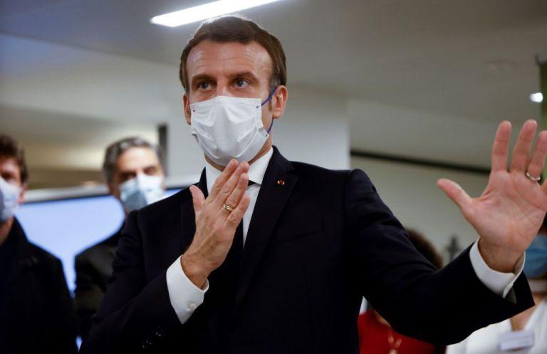 Στις 15 Δεκεμβρίου αίρεται το lockdown στη Γαλλία: Τι ανακοίνωσε ο Μακρόν   tanea.gr