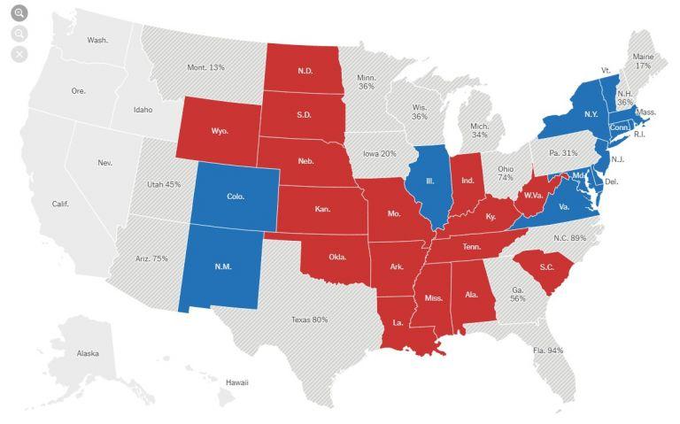 Εκλογές ΗΠΑ : Συνεχείς ανατροπές – Τα θρίλερ και οι πολιτείες που θα κρίνουν το ντέρμπι   tanea.gr