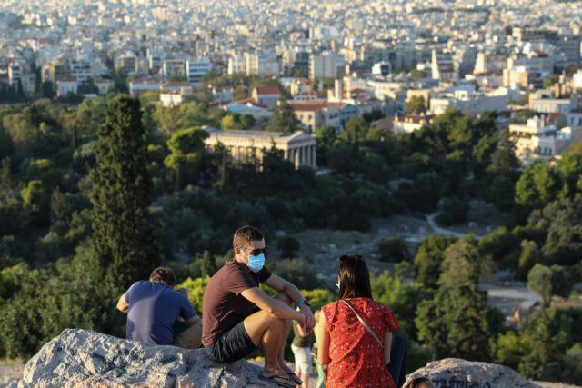 Κορoναϊός : Πώς κατανέμονται τα κρούσματα στην Αττική και όλη την Ελλάδα [χάρτες] | tanea.gr